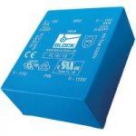 Block FL 24/12, 24 VA low profile PCB transformer 2 x 115 V to 2 x…