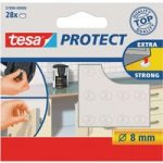 tesa® 57898 Protect Extra Strong Transparent Rubber Feet 8mm Pack …