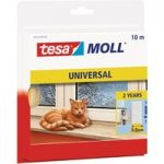 tesa® 05412 Universal Foam Sealing Tape White 9mm x 10m