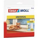 tesa® 05428 Universal Foam Sealing Tape White 9mm x 6m