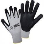 Worky 1158 FOAM Nylon NITRILE Fine Knitted Glove – Size 7