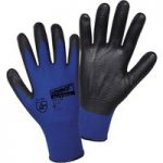 Worky 1165 Nylon Super Grip Nitrile Fine Knitted Glove – Size 8
