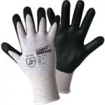 Worky 1141 CUTEXX HPPE/Carbon-Nitrile Foam Knitted Glove – Size 9