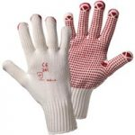 Worky 1130 Puncto Polyamid-Knitted Glove – Size 9/10