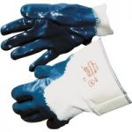 Worky 1452 Cross Nitril Full Coated Nitrile Glove Silicon Free Can…