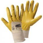 Worky 1496 Flex-Nitril Nitrile Glove Silicon Free – Yellow – Size 9