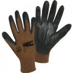 Worky 1162 ECO FOAM NITRILE Fine Knitted Glove – Size 10
