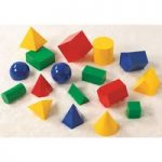RVFM Large Geometric Shapes – Pack of 17
