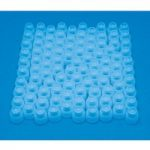 Medline Polyethylene Caps for Tube 52-1905 – Pack of 100
