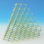 Cochranes Of Oxford Minit Proview Molecular Model Zinc Blende Kit …