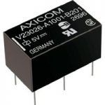 TE Connectivity V23026-A1002-B201 SPDT 1A 12VDC PCB Mount Relay