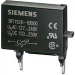 Siemens 3RT1926-1CD00 RC Element S0 127 – 240 V/AC / 150 – 250 VDC
