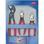 Knipex 00 20 10 Power Set – 3 Piece
