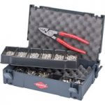 Knipex 97 90 05 Crimp Assortments For End Sleeves (Ferrules)