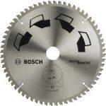 Bosch 2609256895 Circular Saw Blade TCT Special 235×30/25×2.5mm 64…