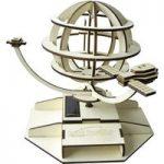 Sol Expert 26780 Solar Satellite Wood Kit
