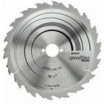 Bosch 2608640787 Circular Saw Blade Wood Speedline 160x20x2.4mm 18…