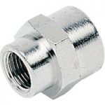 ICH 30005 Sleeve Adaptor G1/2 to G1/2 60 bar Brass NP