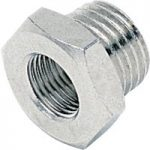 ICH 20906 Reducing Connector G1/2 Ext. Thread G1/8 Int. Thread 60 …