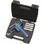 Heuer 118 003 Compact Carrying Case Vice Kit Width 120mm