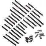 VEX IQ Plastic Shaft Base Pack (Black)