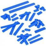 VEX IQ 2x Beam Base Pack (Blue)