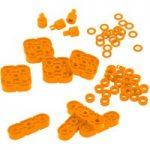 VEX IQ Basic Motion Accessory Pack (Orange)