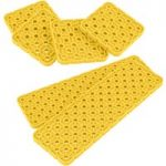 VEX IQ 4x Plate Base Pack (Yellow)
