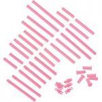 VEX IQ Plastic Shaft Base Pack (Pink)