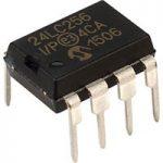 Microchip 24LC256-I/P 256K Serial EEPROM