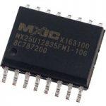 Macronix MX25U12835FMI-10G Serial NOR Flash Memory 128Mbit 1.8V 16-SOP