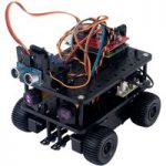 4tronix Ultimate Initio 4WD Robot Platform for Raspberry Pi