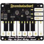 Pimoroni PIM095 Piano HAT 13 Keys for Raspberry Pi 2 & 3