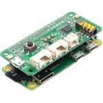 Seeed 107100001 ReSpeaker HAT Two Microphones for Raspberry Pi Voi…