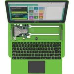 pi-top V2 Raspberry Pi Based Modular Laptop Computer with Inventor…