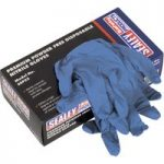 Sealey SSP55XL Premium Powder Free Disposable Nitrile Gloves Extra…