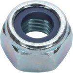 Sealey NLN10 Nylon Lock Nut M10 Zinc DIN 982 Pack of 100