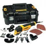 DeWalt DWE315KT Multi-Tool Quick Change Kit & TSTAK 300 Watt 240 Volt