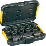 DeWalt DT7506-QZ Impact Socket Set 17 Piece