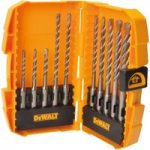 DeWalt DT7935-QZ SDS Plus Drill Bit Set of 10
