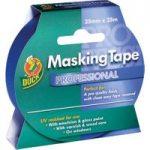 Duck Tape® 232151 Pro Masking Tape 25mm x 25m