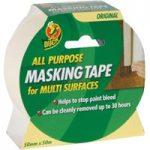Duck Tape® 232318 All Purpose Masking Tape 50mm x 50m