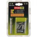 Ryobi 5132002679 RAK16FP Flat Pack Furniture Screwdriver Bit Set of 16