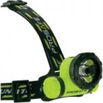 Unilite PS-H2 Pro Safe LED High Vis Yellow Headlight 135 Lumen