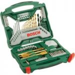 Bosch 2607019329 Titanium 70 Piece X-Line Drill & Screwdriver Bit …