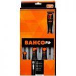 Bahco B219.006 BahcoFit Screwdriver Set Slot/PH – 6 Piece