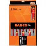 Bahco B219.017 BahcoFit Screwdriver Set Slot/PH – 7 Piece