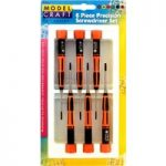 Model Craft PSD1603 6pc Torx Driver Set