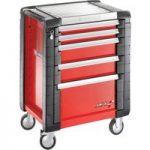Facom JET.5M3 Jet+ 5 Drawer Roller Cabinet – 3 Modules Per Drawer …