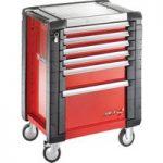 Facom JET.6M3 Jet+ 6 Drawer Roller Cabinet – 3 Modules Per Drawer …